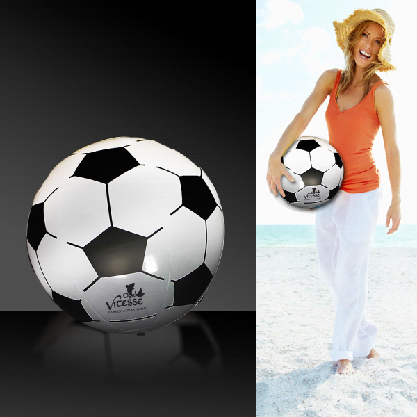 Imprinted Inflatable Soccer Ball
