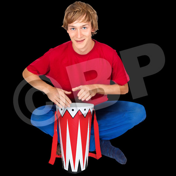Promotional Inflatable Bongo Drum
