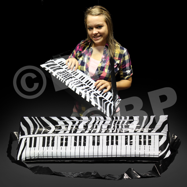 Customized Inflatable Keyboard