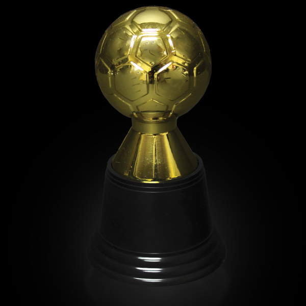 Customized Soccer Award Statue