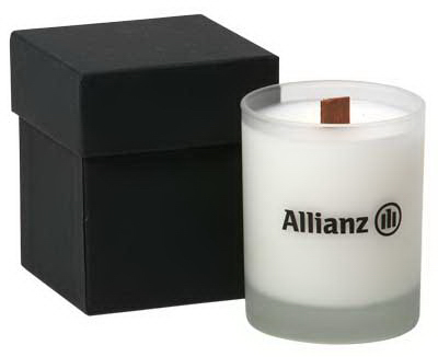 Personalized Deluxe Gift Votive