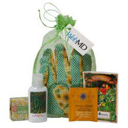 Personalized Gardener's Relaxation Set