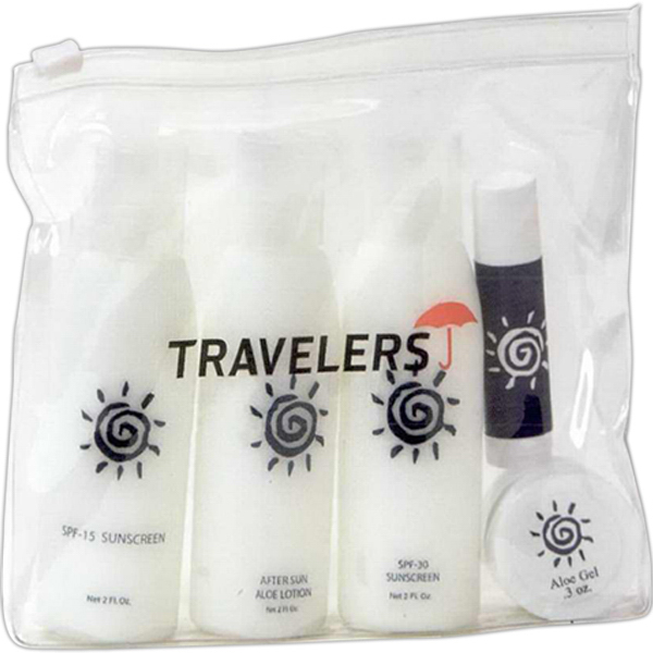 Personalized 5 Piece Sun Adventure Kit
