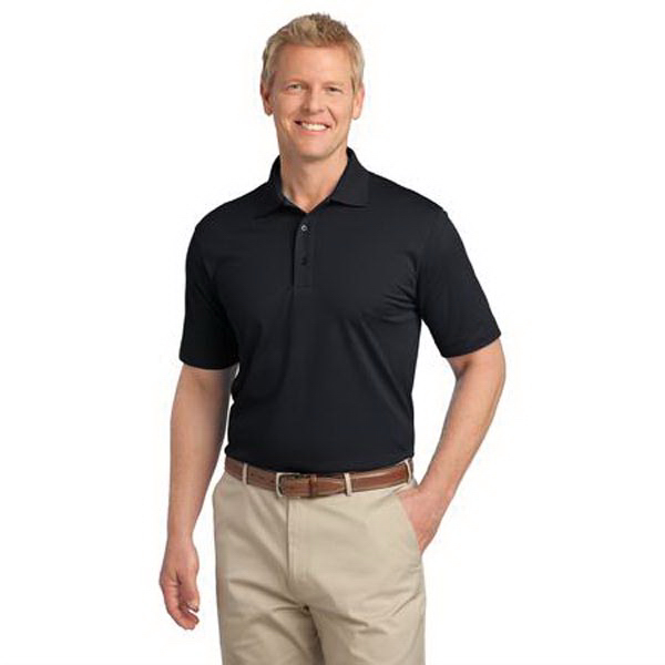 Imprinted Port Authority (R) Silk Touch (TM) Tech Pique Polo