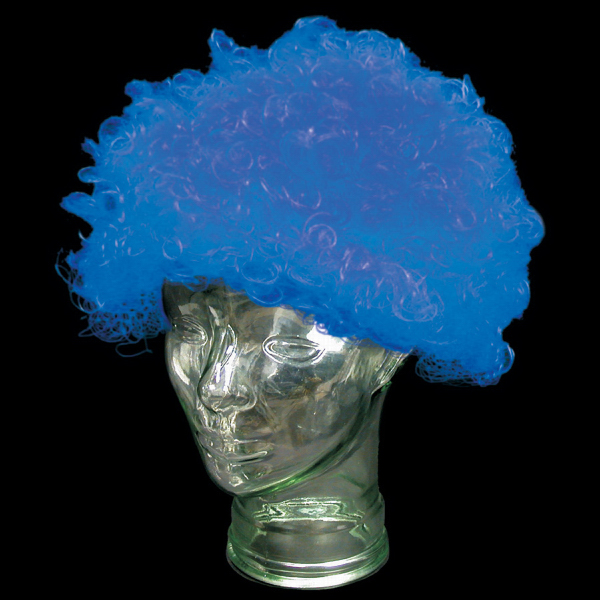 Personalized Blue Spirit Wig
