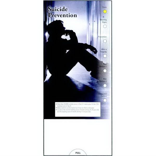 Printed Suicide Prevention Pocket Guide