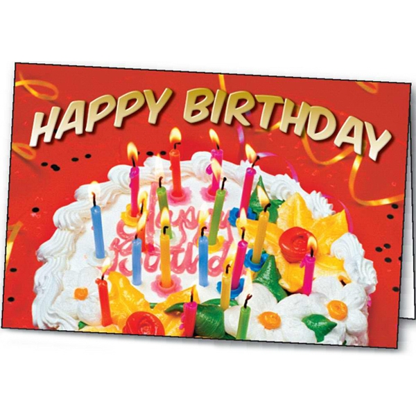 Custom Birthday Celebration special occasion cards
