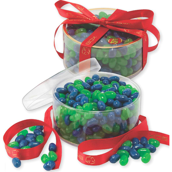 Customized Clearview Gift Box with Colorful Jelly Belly®