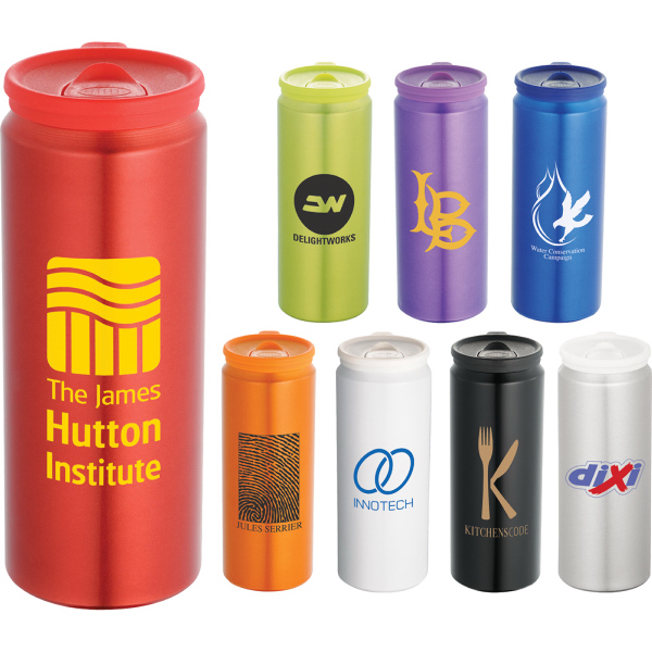 Personalized The Pop 17-oz Aluminum Can