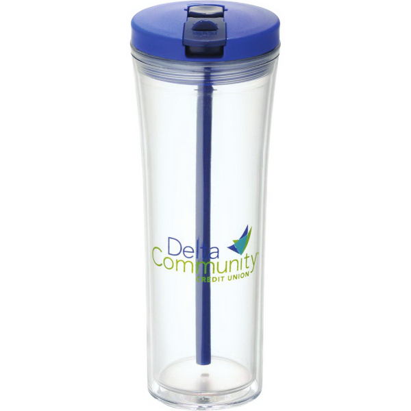 Customized Hot & Cold Tower Tumbler 20 oz