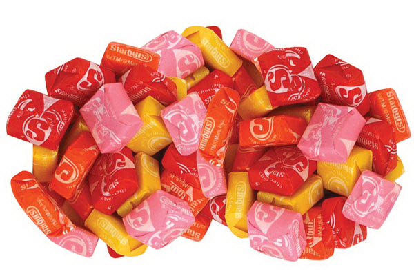 Customized Starburst Candy Handful Goody Bags
