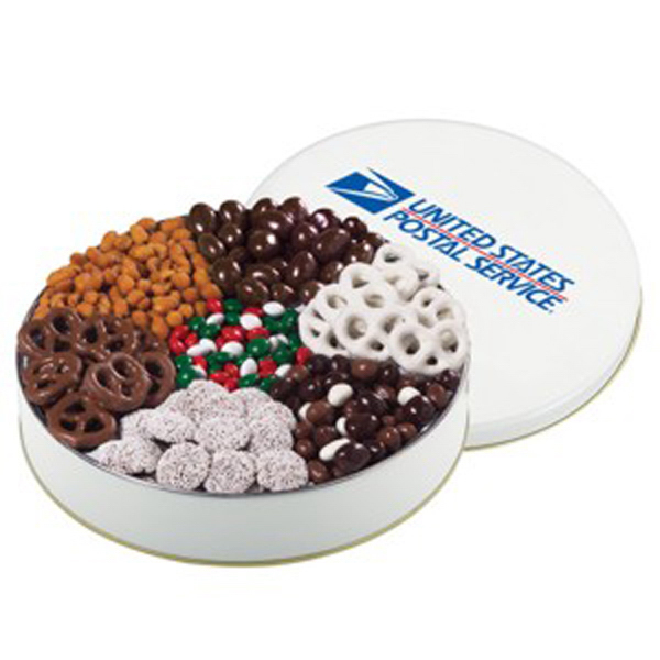 Promotional Star Deluxe Treat Tin
