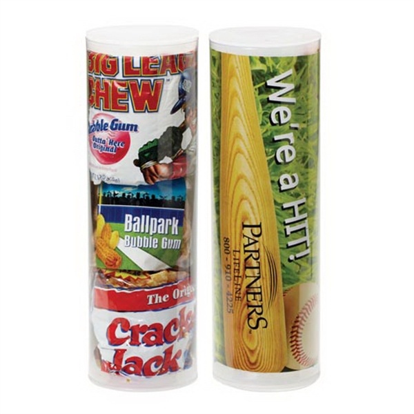 Promotional Baseball Tube / Small