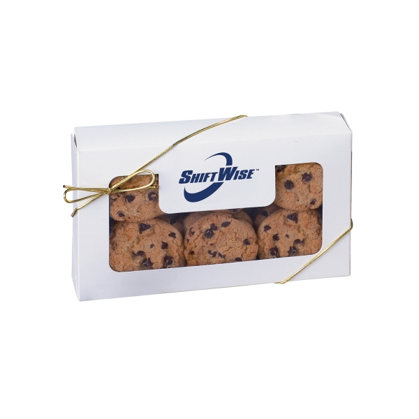 Personalized Cookie Box / Chocolate Chip Cookies