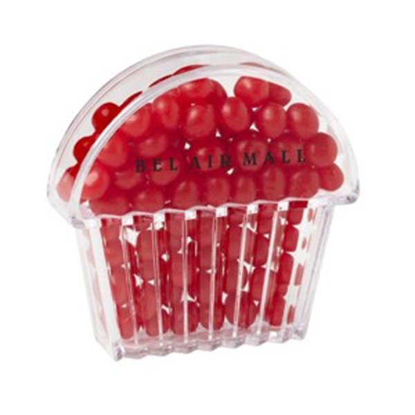 Custom Cupcake Container / Red Hots (R)