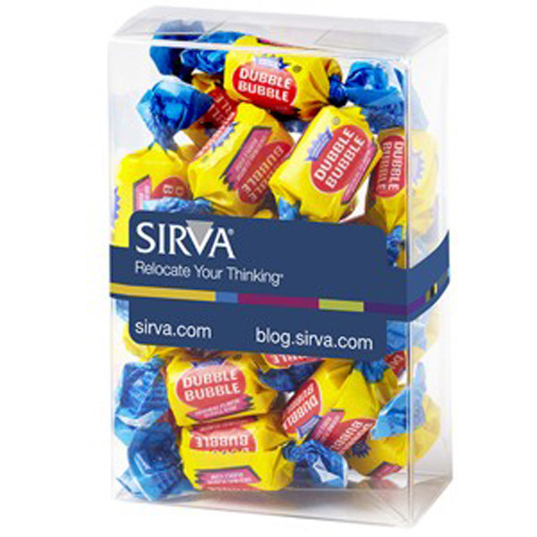 Promotional Small Treat Box / Dubble Bubble (R) Gum