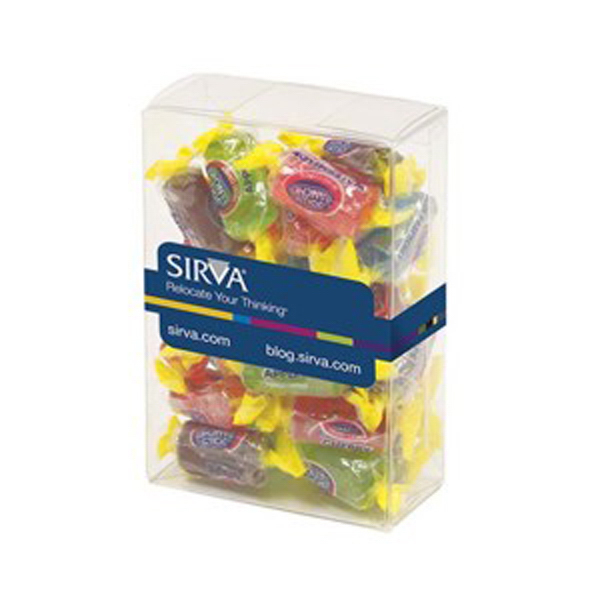Personalized Small Treat Box / Jolly Ranchers (R)