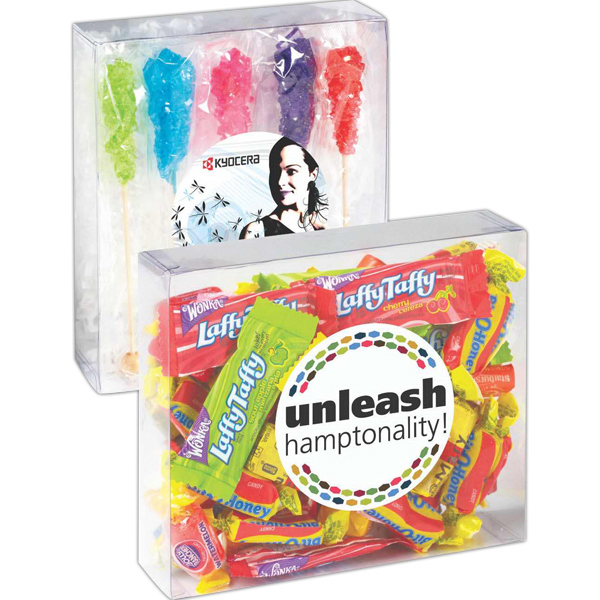 Printed Large Treat Box / Jolly Ranchers (R)