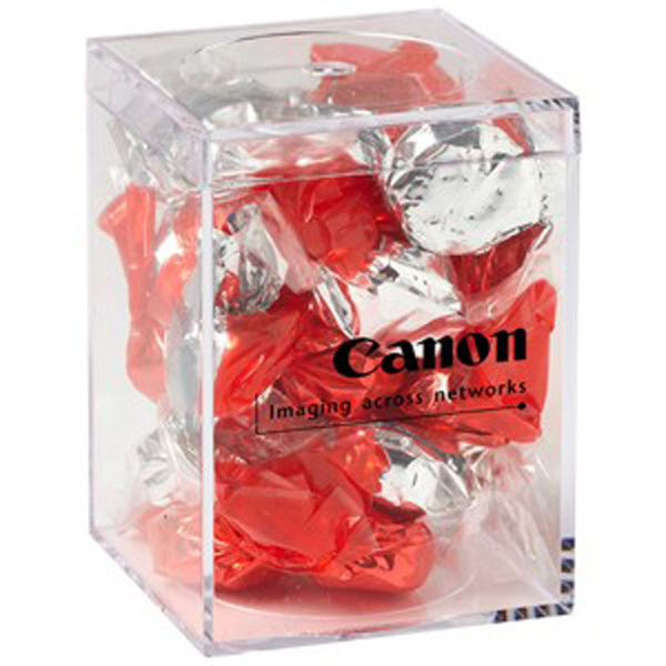 Customized Gift Box / Foil Wrapped Hard Candy