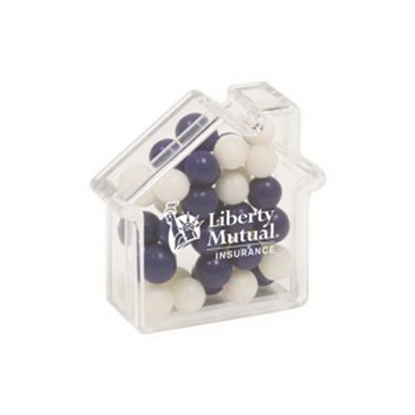 Promotional House Container / Fresh Gems - Mints
