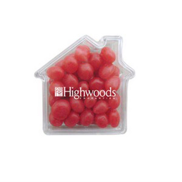 Promotional House Container / Red Hots (R)