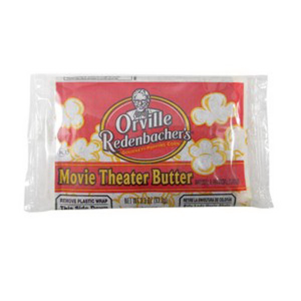Custom Orville Redenbacher's (R) bag with no imprint