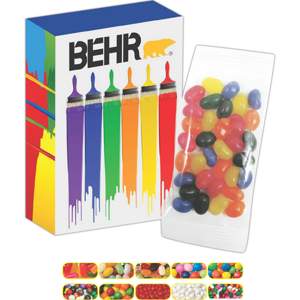 Promotional Sweets Box / Jelly Belly (R) Jelly Beans