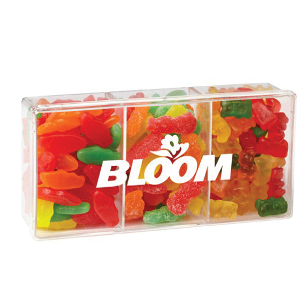 Promotional 3 Way Box / Candy Mix
