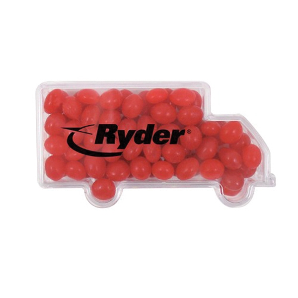 Personalized Truck Container / Red Hots (R)