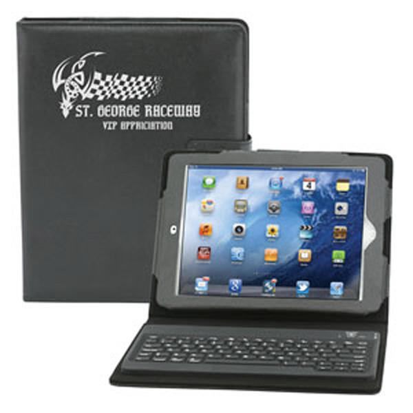 Customized Bluetooth Keyboard and Case for iPad