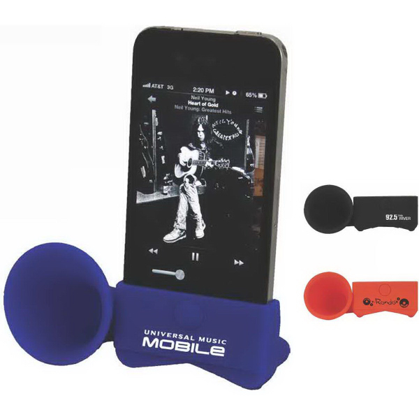 Imprinted Gramophone for the iPhone