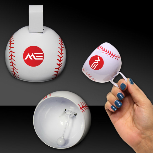 Personalized Baseball Cowbell