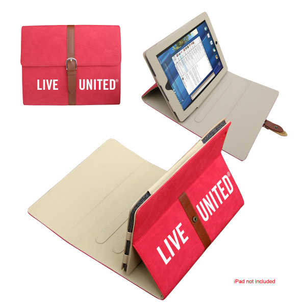 Personalized IPad Case with Buckle