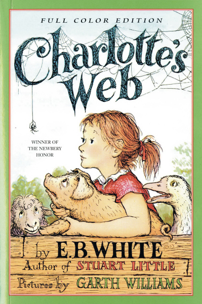 Personalized Charlotte's Web