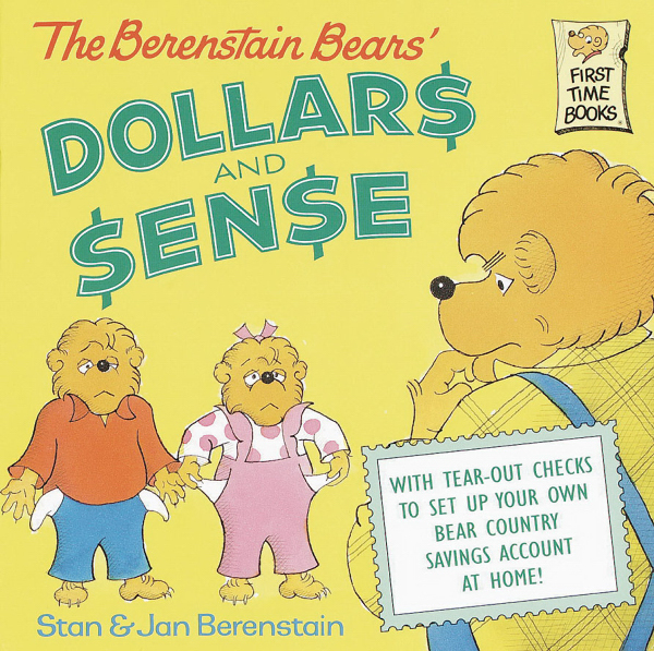 Custom Berenstain Bears' Dollars and Sense