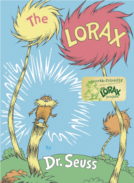 Custom Dr. Seuss: The Lorax