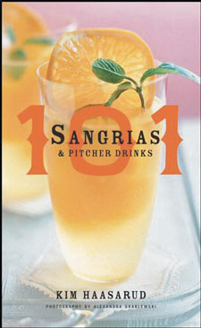 Custom 101 Sangrias and Pitcher Drinks