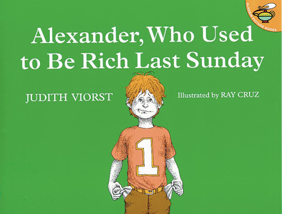 Imprinted Alexander, Who Used to Be Rich, Last Sunday