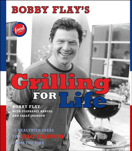 Customized Bobby Flay's Grilling for Life: