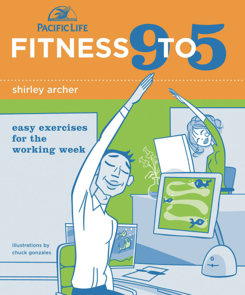 Imprinted Fitness 9 to 5