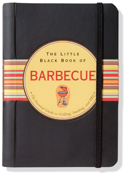 Personalized Little Black Book of Barbecue