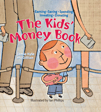 Promotional Kids' Money Book