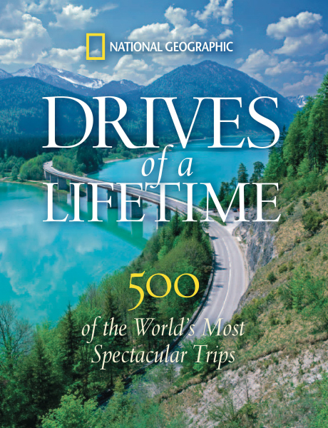 Personalized National Geographic: Drives of a Lifetime