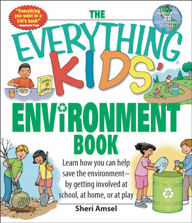 Customized The Everything Kids' Environment Book