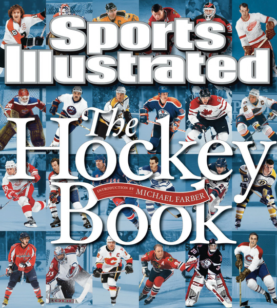 Personalized Sports Illustrated: The Hockey Book