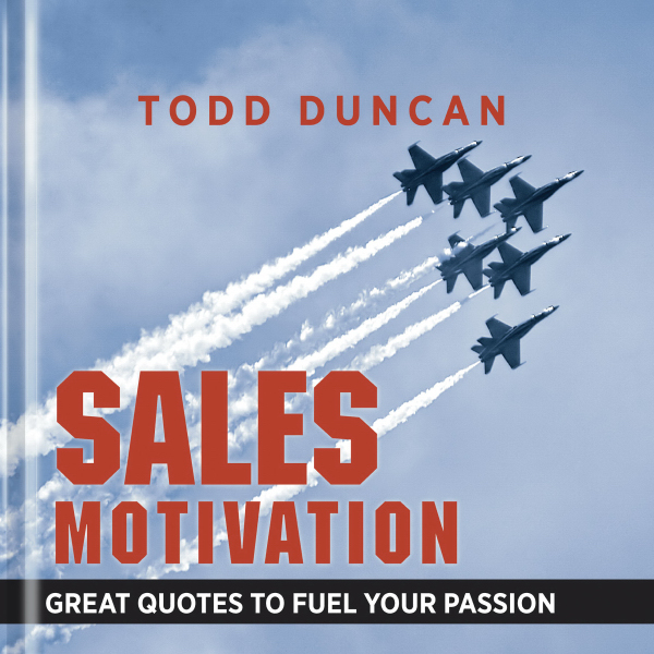 Promotional Sales Motivation
