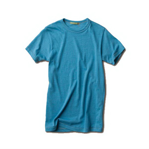 Imprinted Unisex Eco-Heather Crew Tee