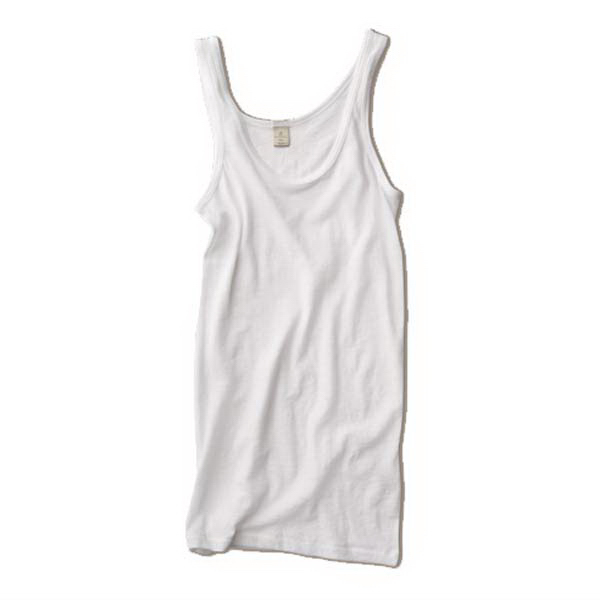 Printed Women's Gauze Basic Tank