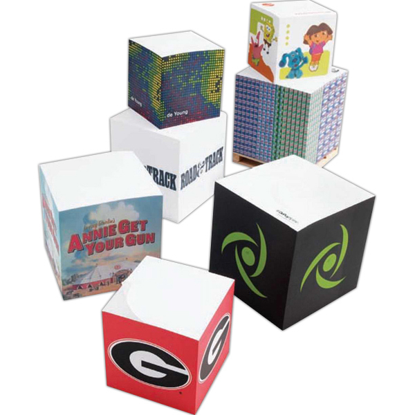 Promotional Stik-Withit (R) Cubes - Full Size