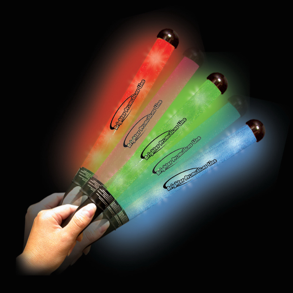 Custom Multi Color LED Patrol Wand